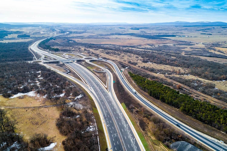 várpalota elkerülő út térkép Átadták Várpalota régen várt elkerülő útját | Magyar Építők
