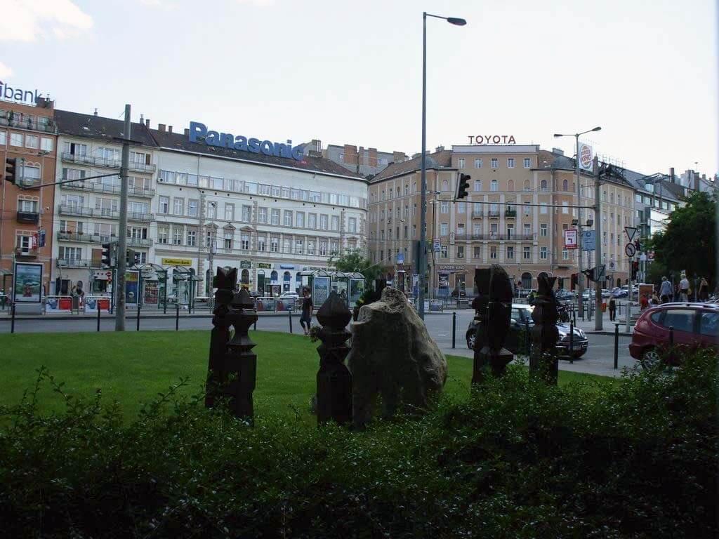 Jövőre megszépül a Széna tér és környéke