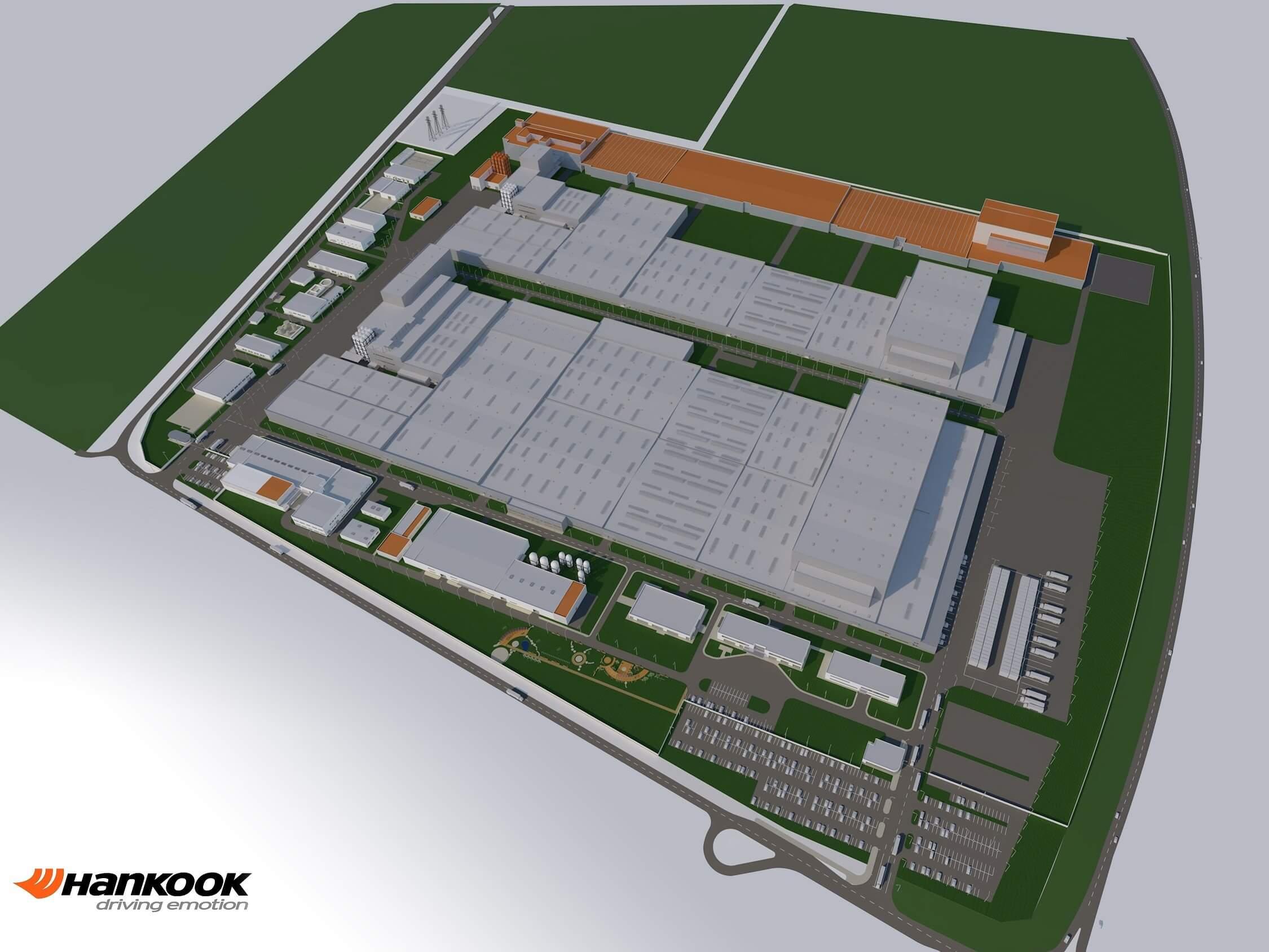 Magyarországról látja el teherabronccsal az európai piacot a Hankook