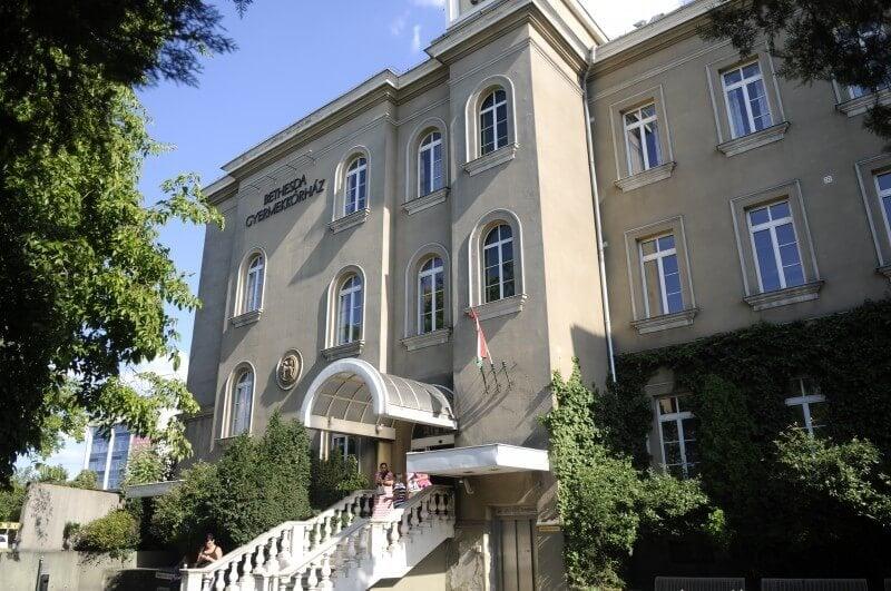 Elindult az építkezés Zugló új nyolcszintes kórházépületén