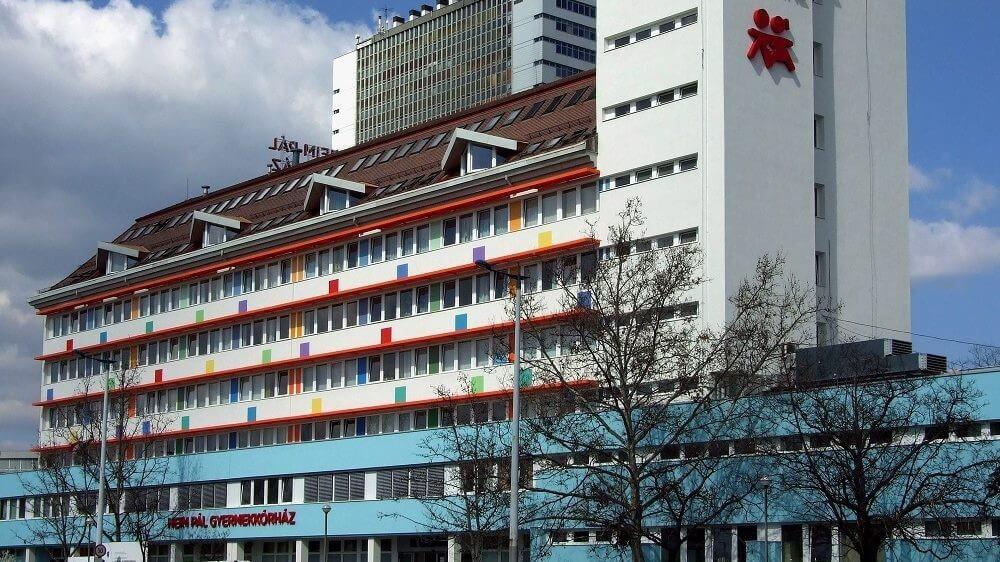 Két új tömbbel gazdagodik a Heim Pál Gyermekkórház