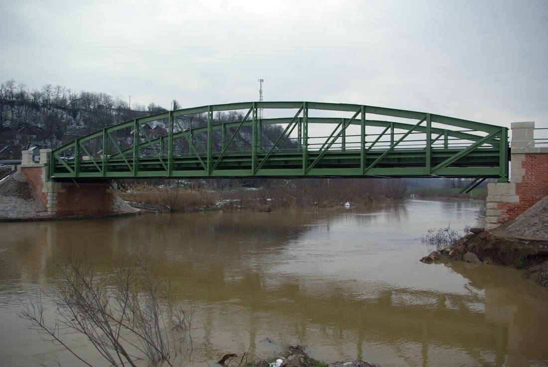Duplájára nőtt a megújult sióagárdi híd teherbírása