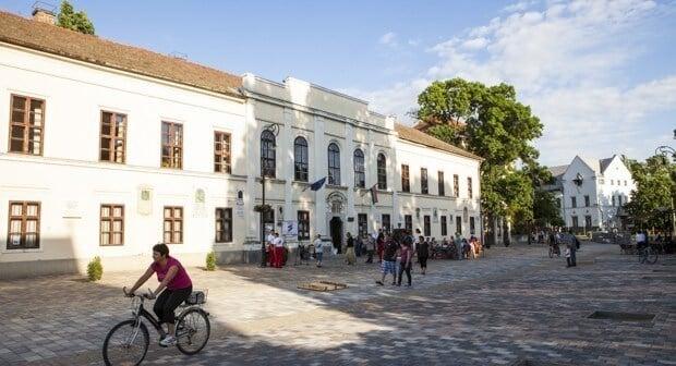 Felújítják a több mint 200 éves szarvasi múzeumot