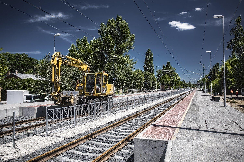 Gyökeresen megújul Rákos, Gödöllő és Hatvan vasúti közlekedése