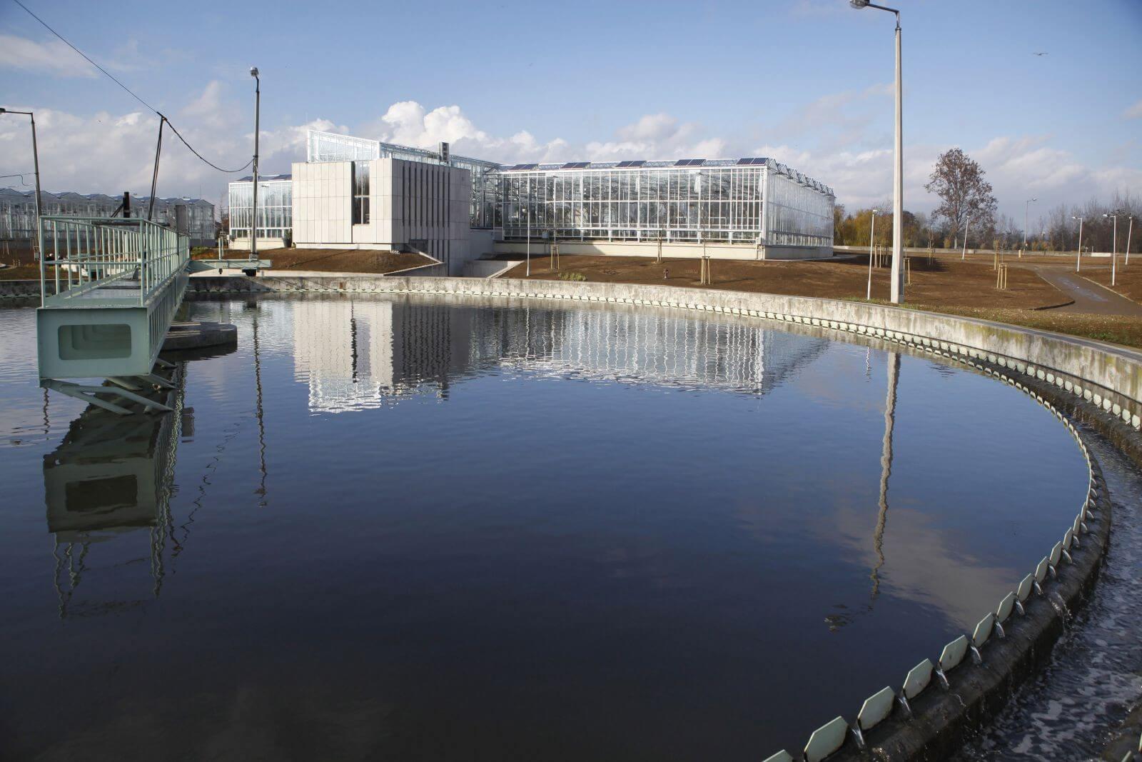 A Strabag korszerűsíti a szennyvízkezelést Pécs környékén