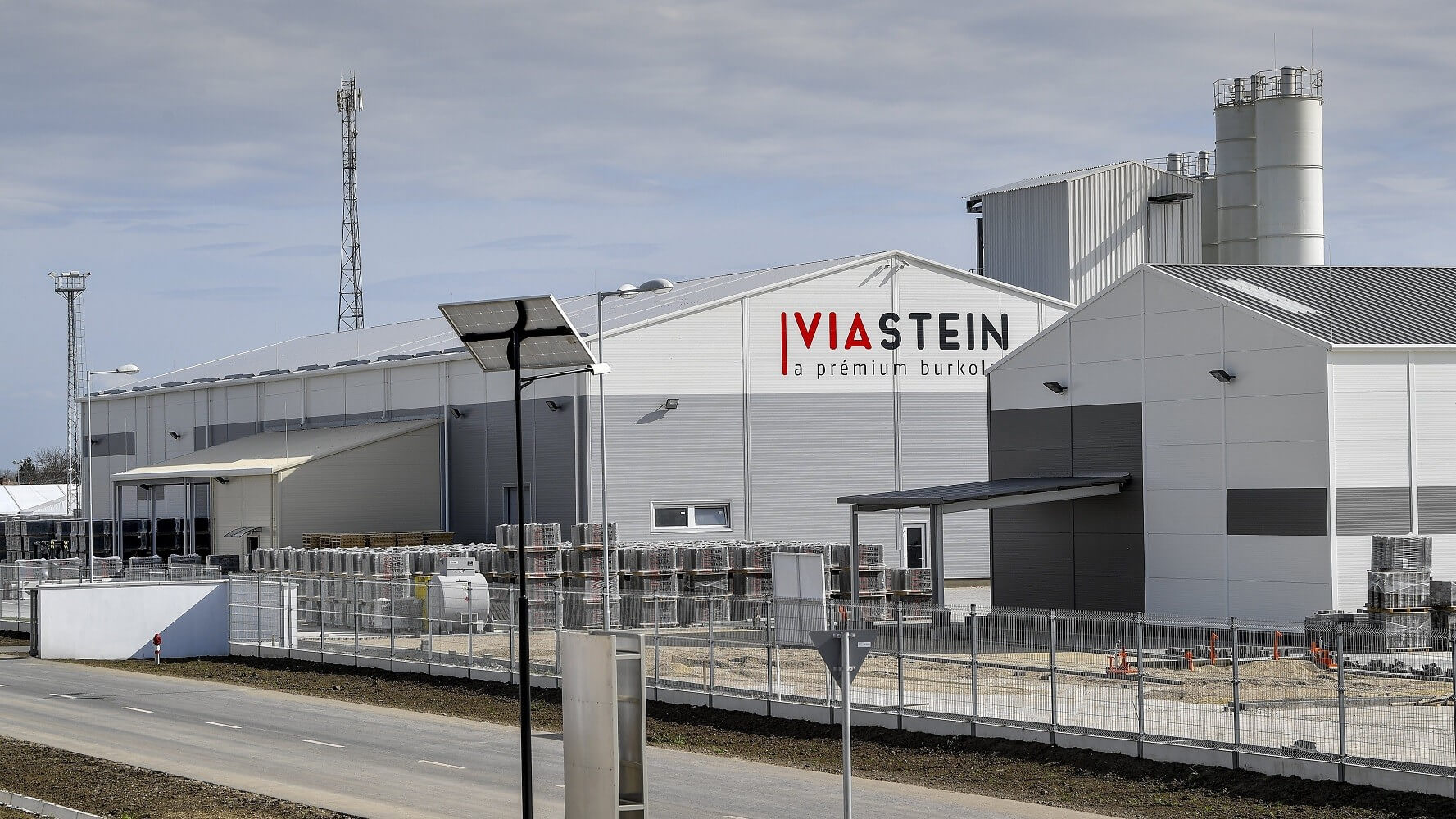 Egyedülálló fejlesztést hajtott végre egy magyar építőipari cég