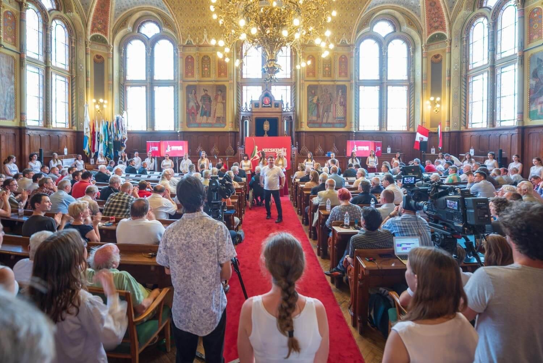 Rekordot döntött a Duna Aszfalt által támogatott MSÚSZ-kongresszus
