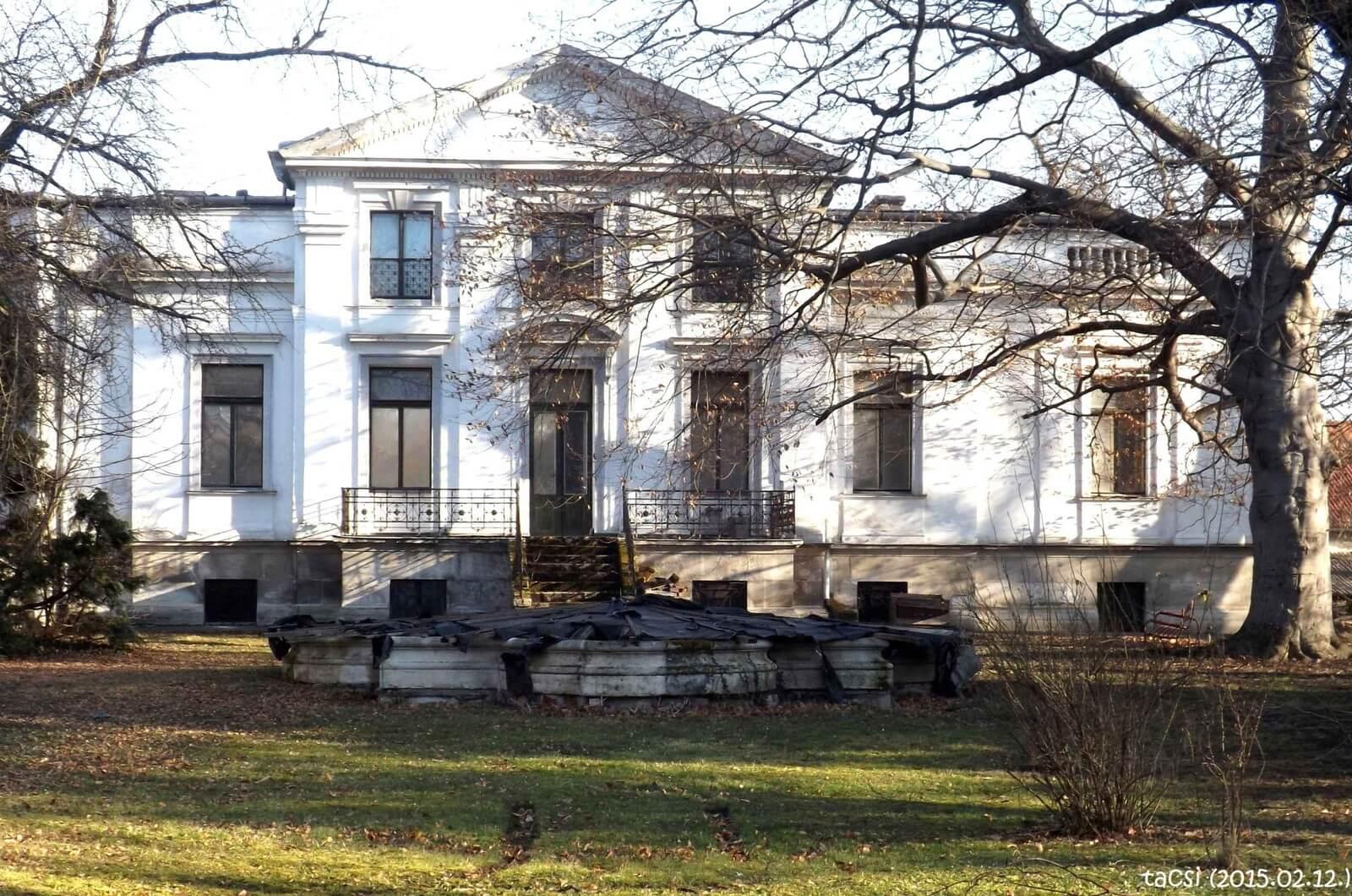 A Fertődi Építő lehel újra életet a soproni Lenck-villába