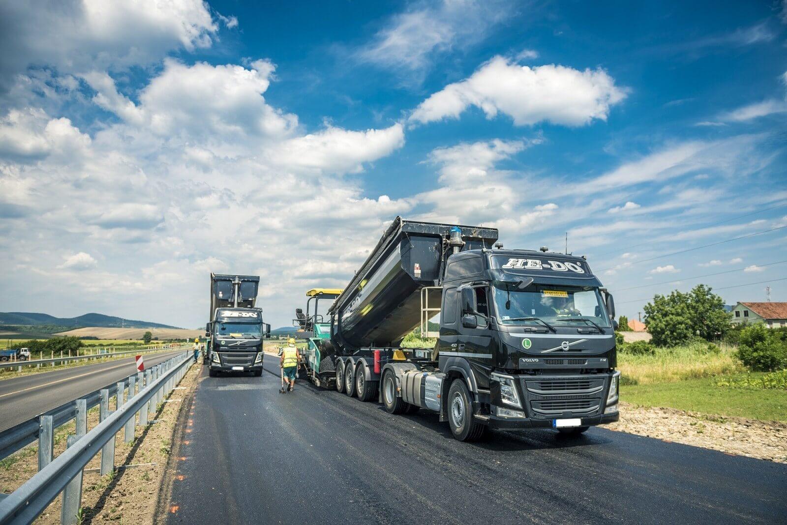 Útfelújítások: Nógrádban öt helyen kezdődtek meg a munkálatok