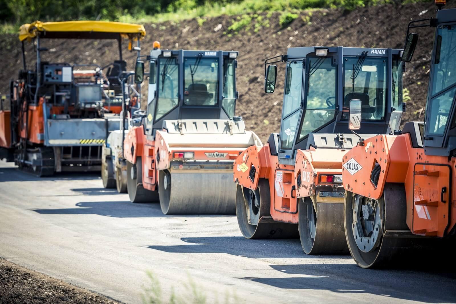 132 kilométeres útfelújítás indul Közép-Magyarországon