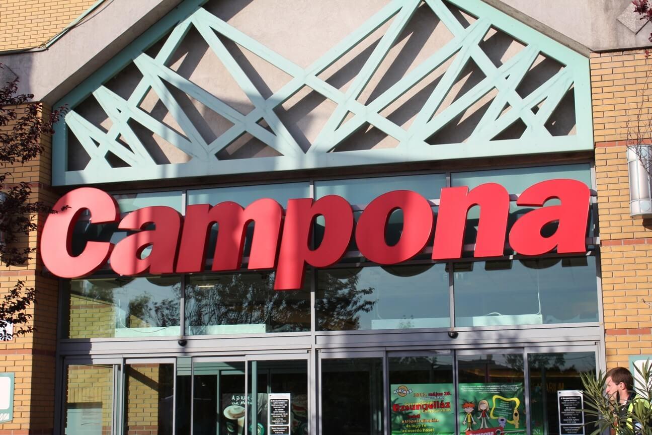 Bővül a Campona, megújulnak Budafok-Tétény lakótelepei