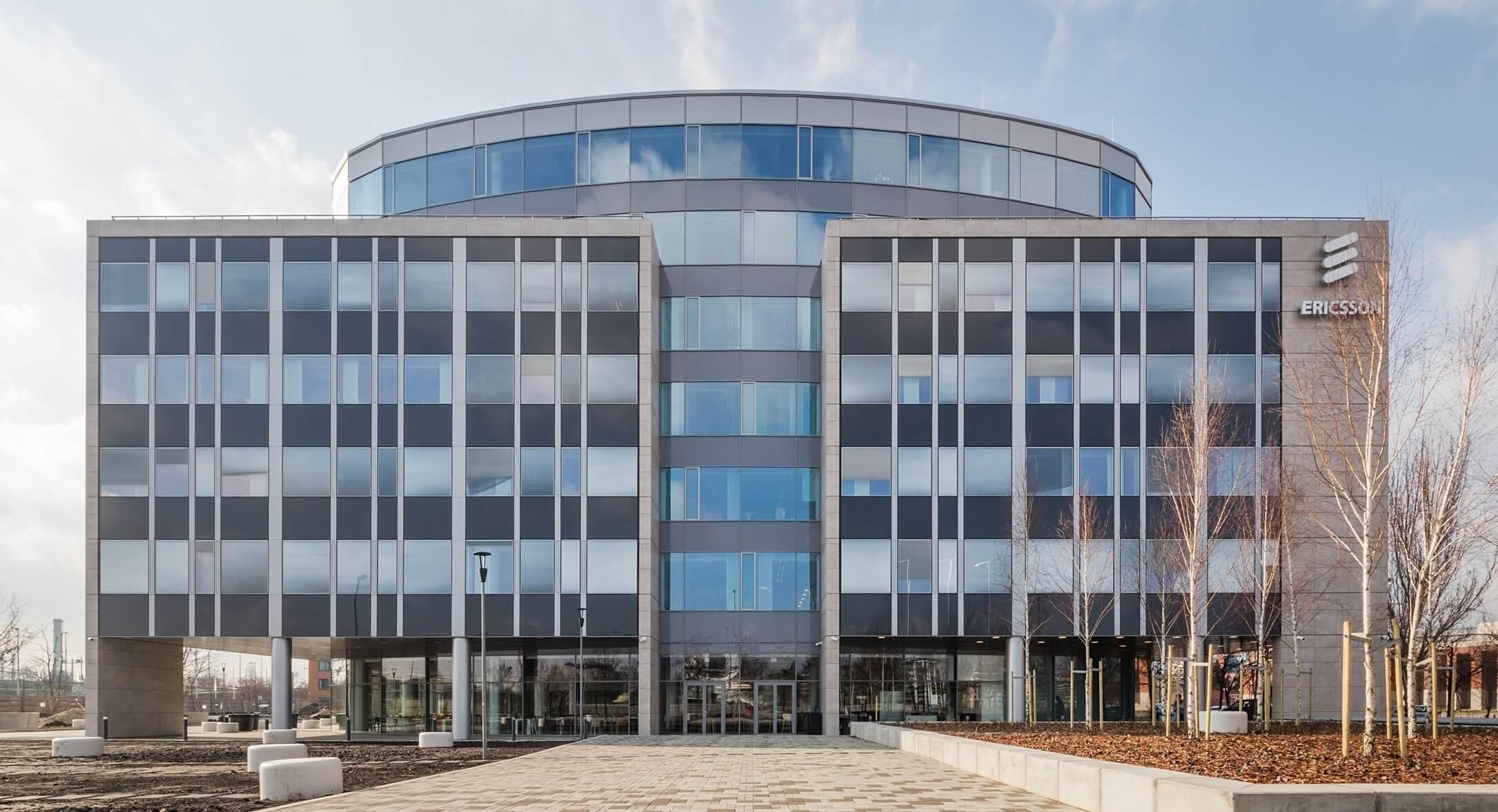 Hatemeletes K+F központtal bővült az újbudai irodapark