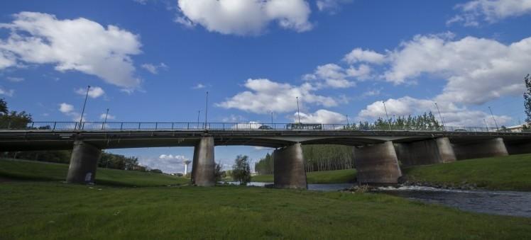 Az északi Zagyva-híd átépítésével indul Szolnok városfejlesztési programja