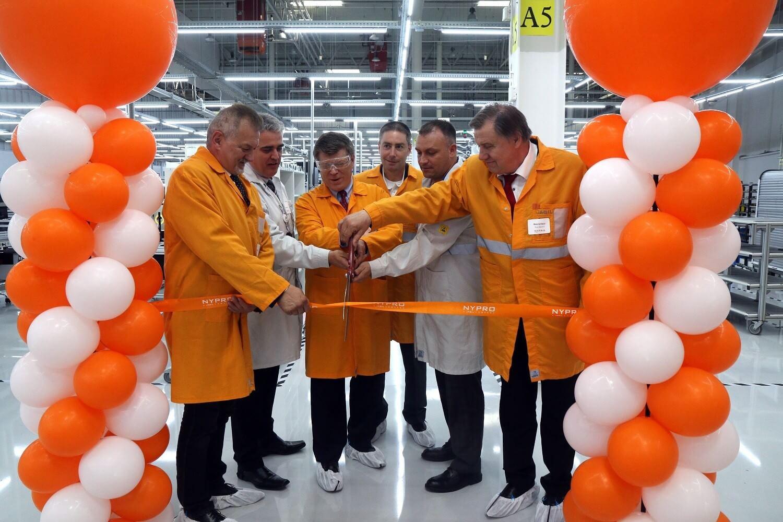 Tovább növekedett Európa legnagyobb Jabil-gyára