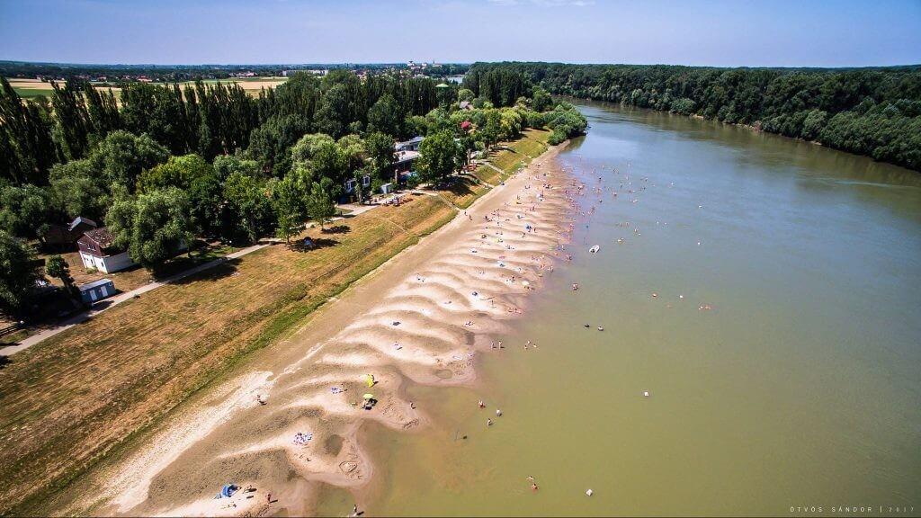 Felújítják az ország egyik legszebb folyómenti üdülőterületét