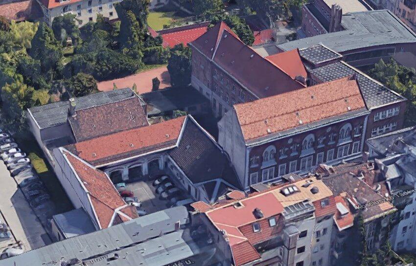 Budai katolikus középiskola bővül új szárnnyal