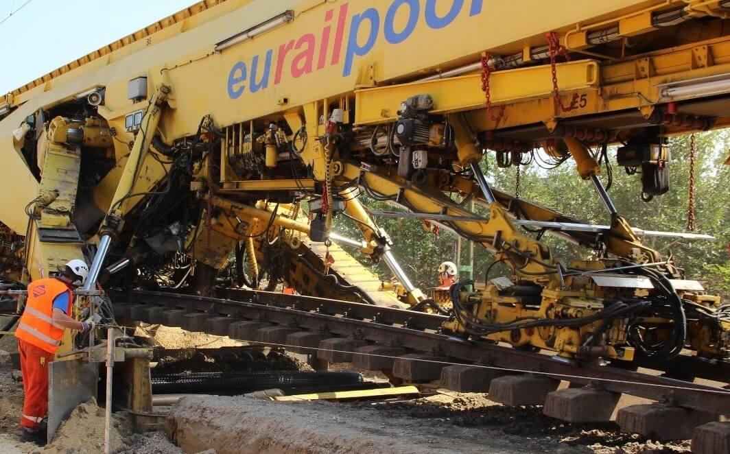 Tizenkét éve nem látott lendületet vett a vasútfejlesztés