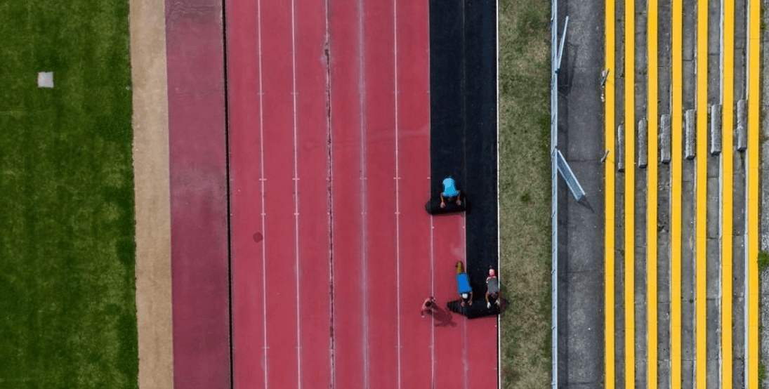 Így újul meg Debrecen fontos atlétikai pályája