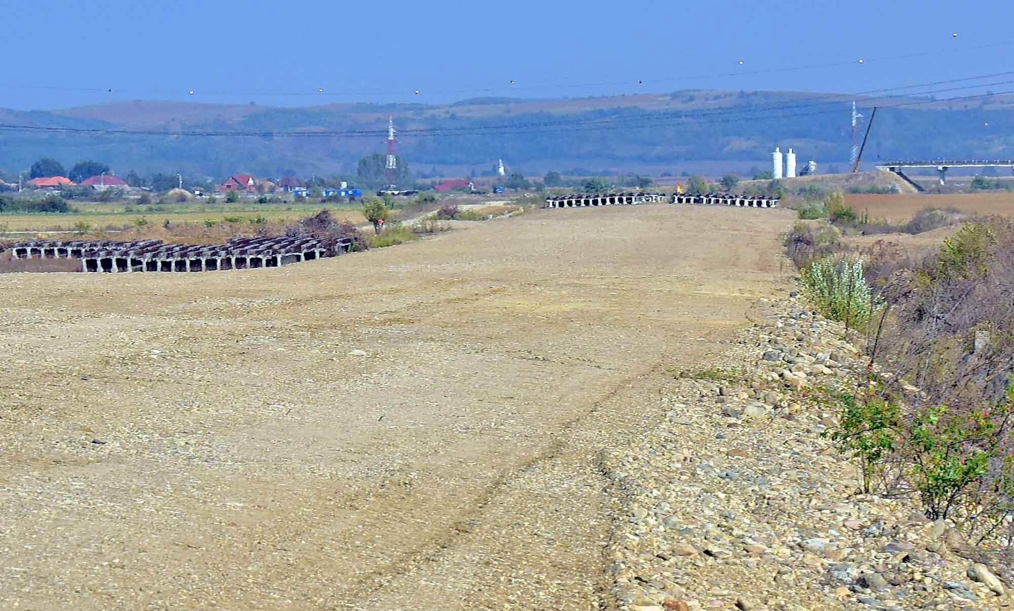 Újabb félévet csúszott az M4-es autópálya erdélyi folytatása
