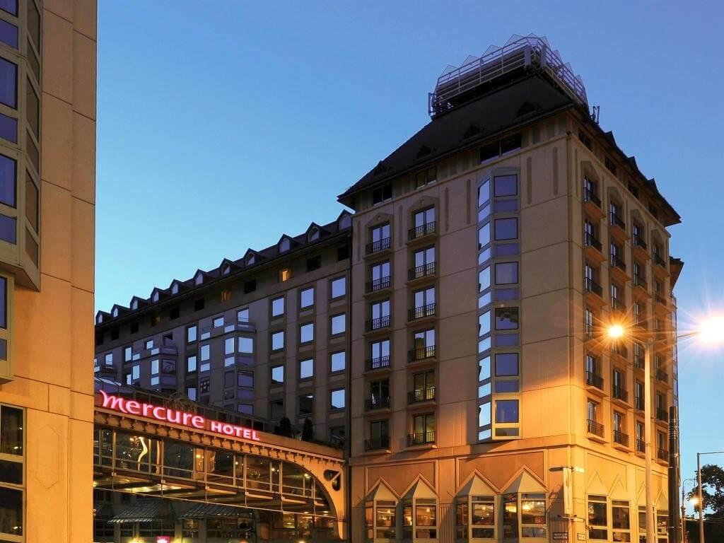 Három budapesti szálloda kap teljes felújítást