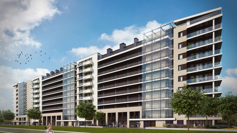 1300 új lakást épít Budapesten a Cordia