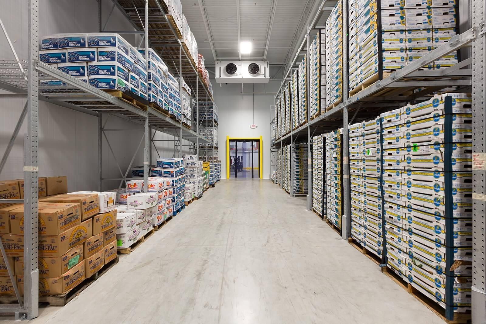 Javítja a Rábaköz áruellátását a Csornán átadott hűtőház