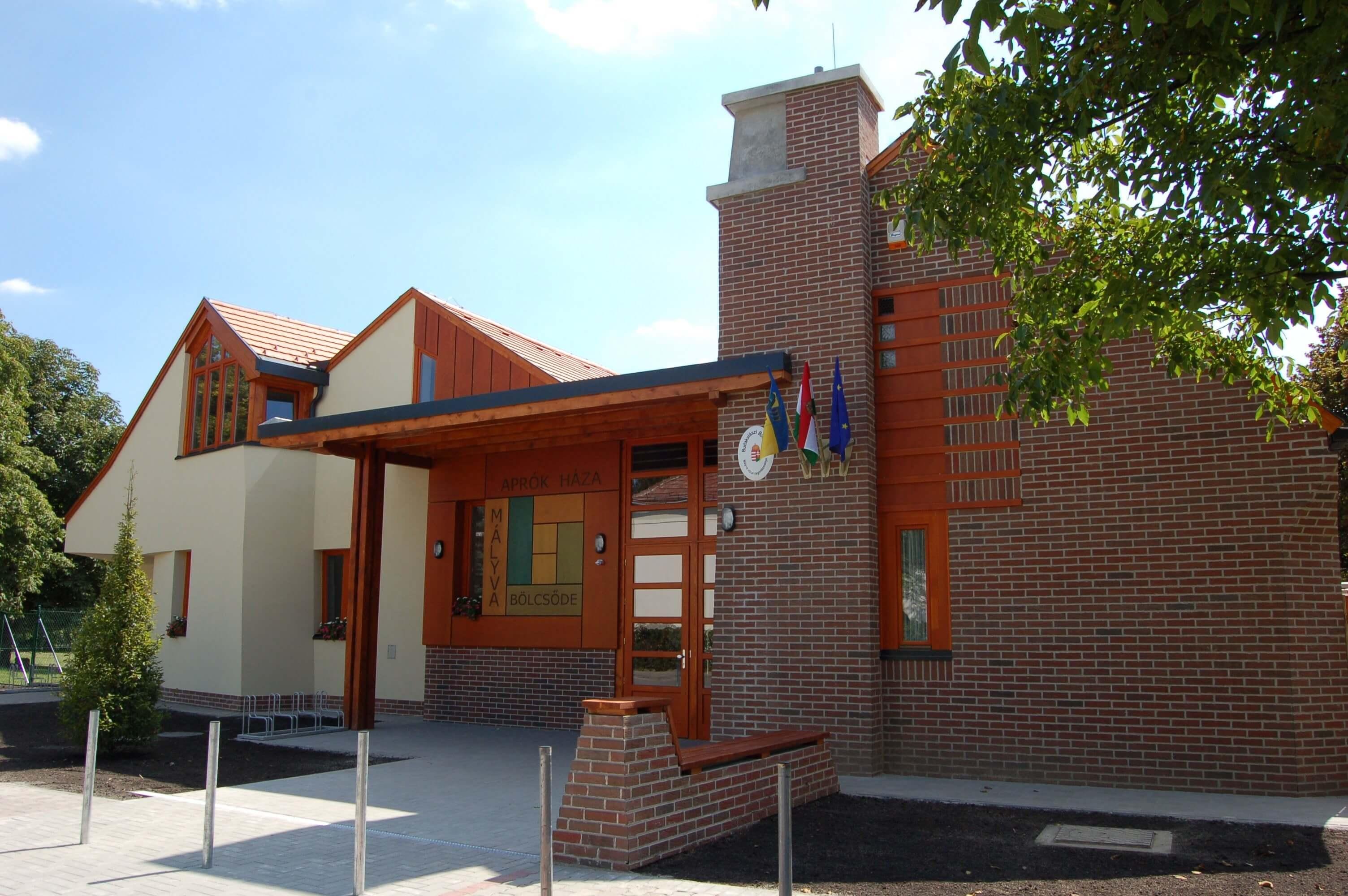 Bölcsődeépítési hullám indul Pest megyében