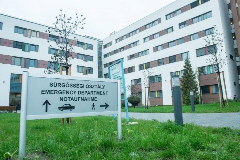 Jelentős fejlesztéssorozat indult el a tatabányai kórházban