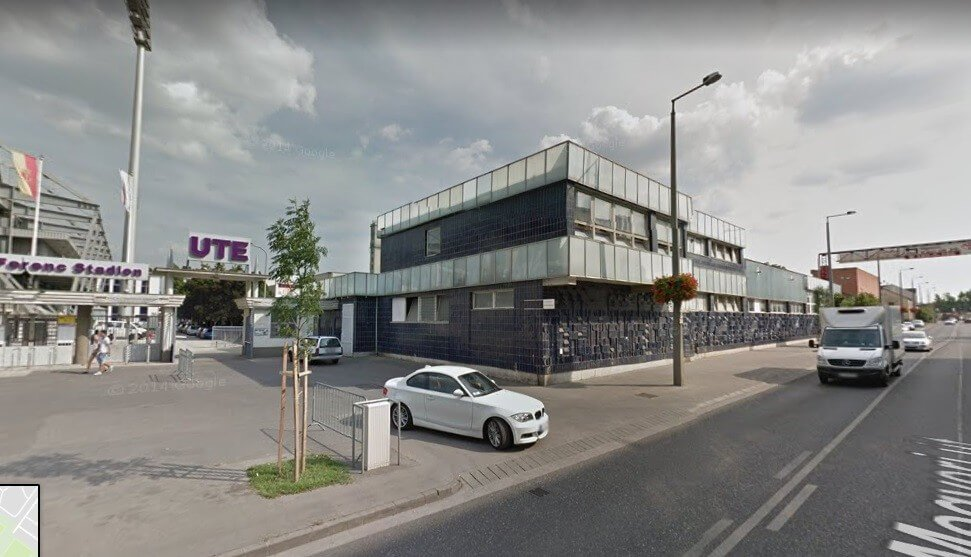 Széleskörű épületfelújítás indul az UTE sporttelepén