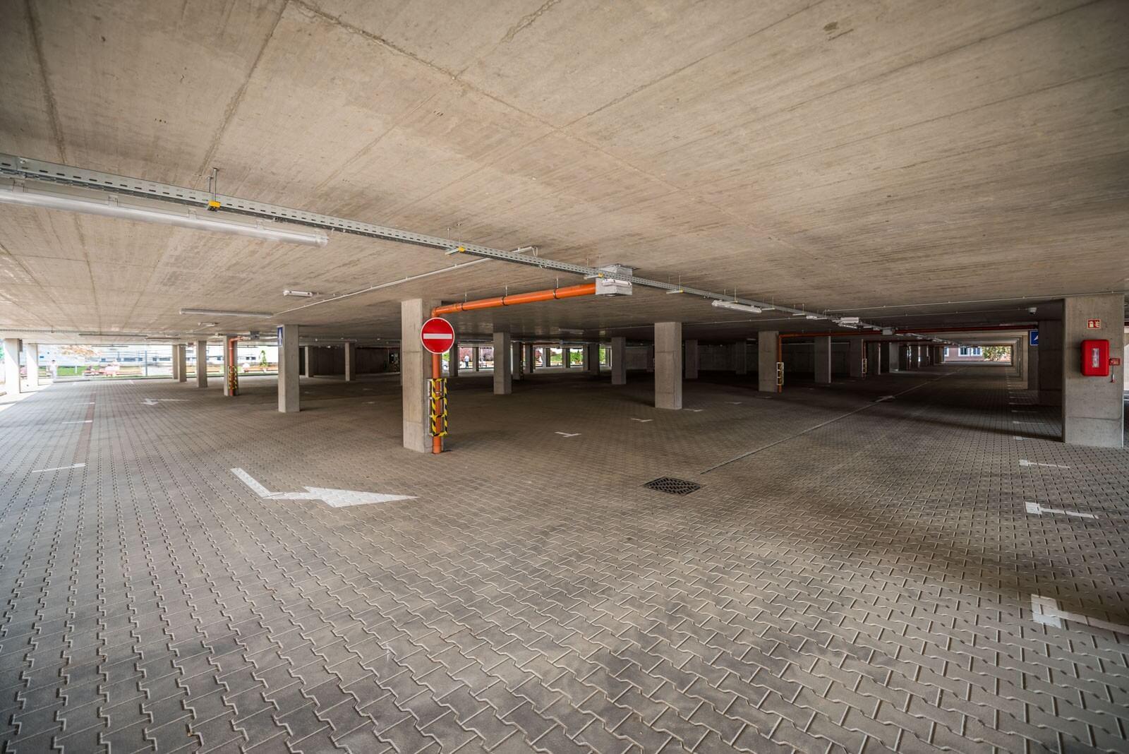 Így oldotta meg parkolási gondjait a nyíregyházi kórház