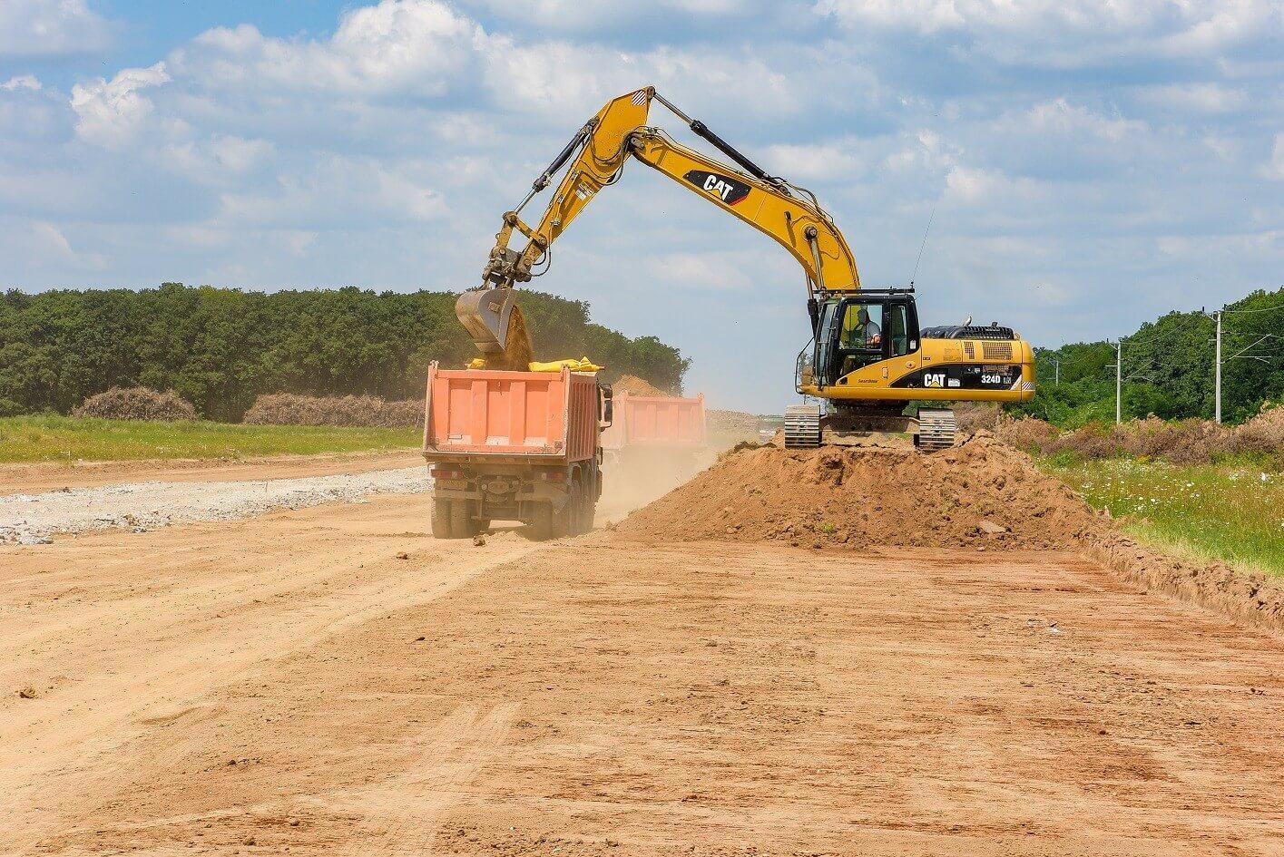 Ősztől a nagytömegű földmunkákkal folytatódik a kivitelezés az M85-ön