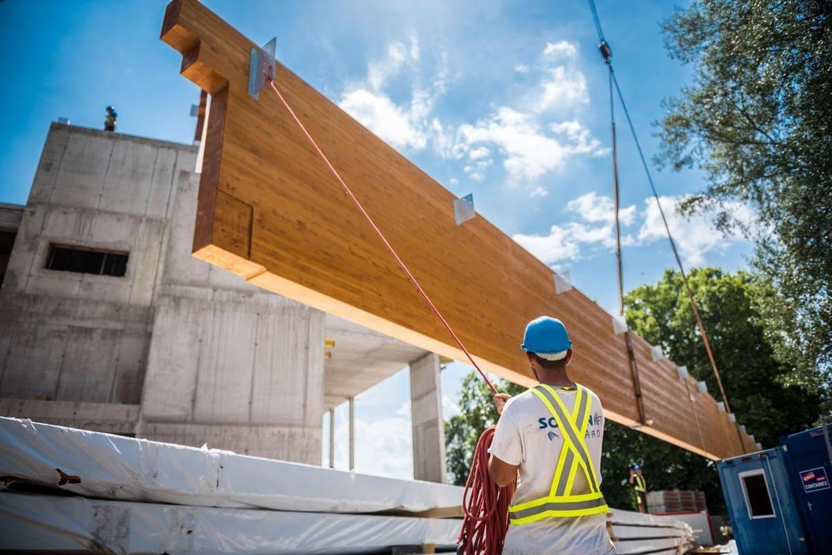 Újra közel jár a 30 százalékos növekedéshez az építőipar