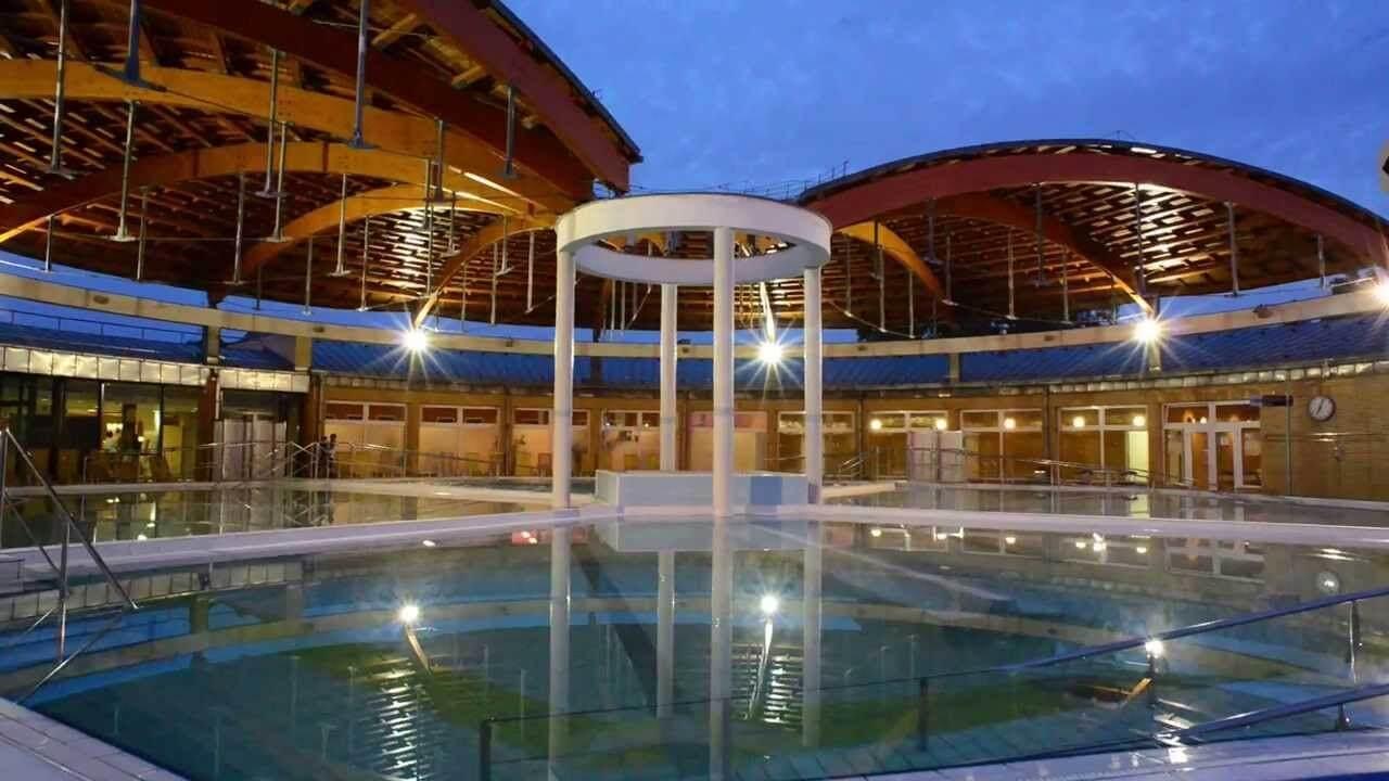 Vízesést és új nevet kapott a bükfürdői gyógyfürdő