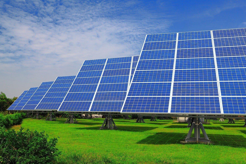 Bükkábrányban épül fel az ország legnagyobb naperőműve