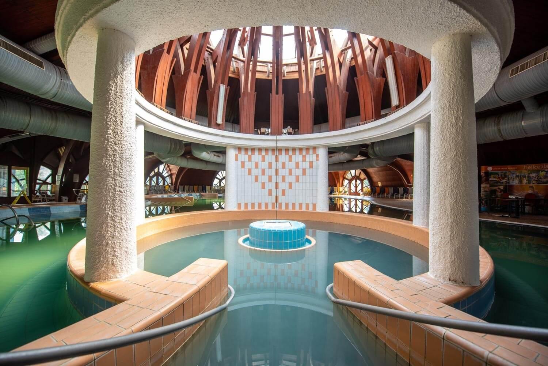 Jövőre akár ötcsillagos is lehet: megújul a Zalakarosi Gyógyfürdő