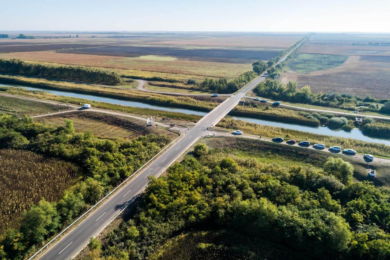 132 kilométernyi út újul meg Jász-Nagykun-Szolnokban