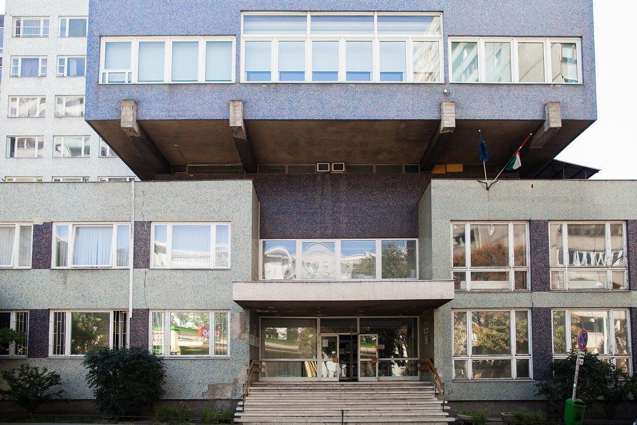 Hamarosan újabb épületet rekonstruálnak a Semmelweis Egyetemen
