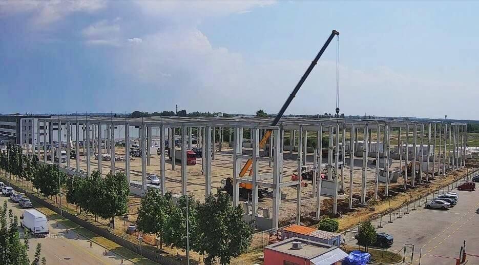 Új épülettel bővül a tízéves Airport City Logisztikai Park