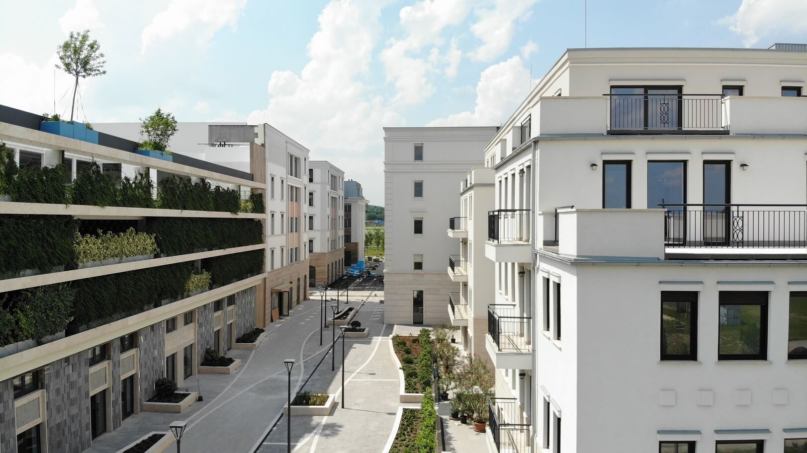 Sikeres várost modellez a legnagyobb hazai ingatlanfejlesztés