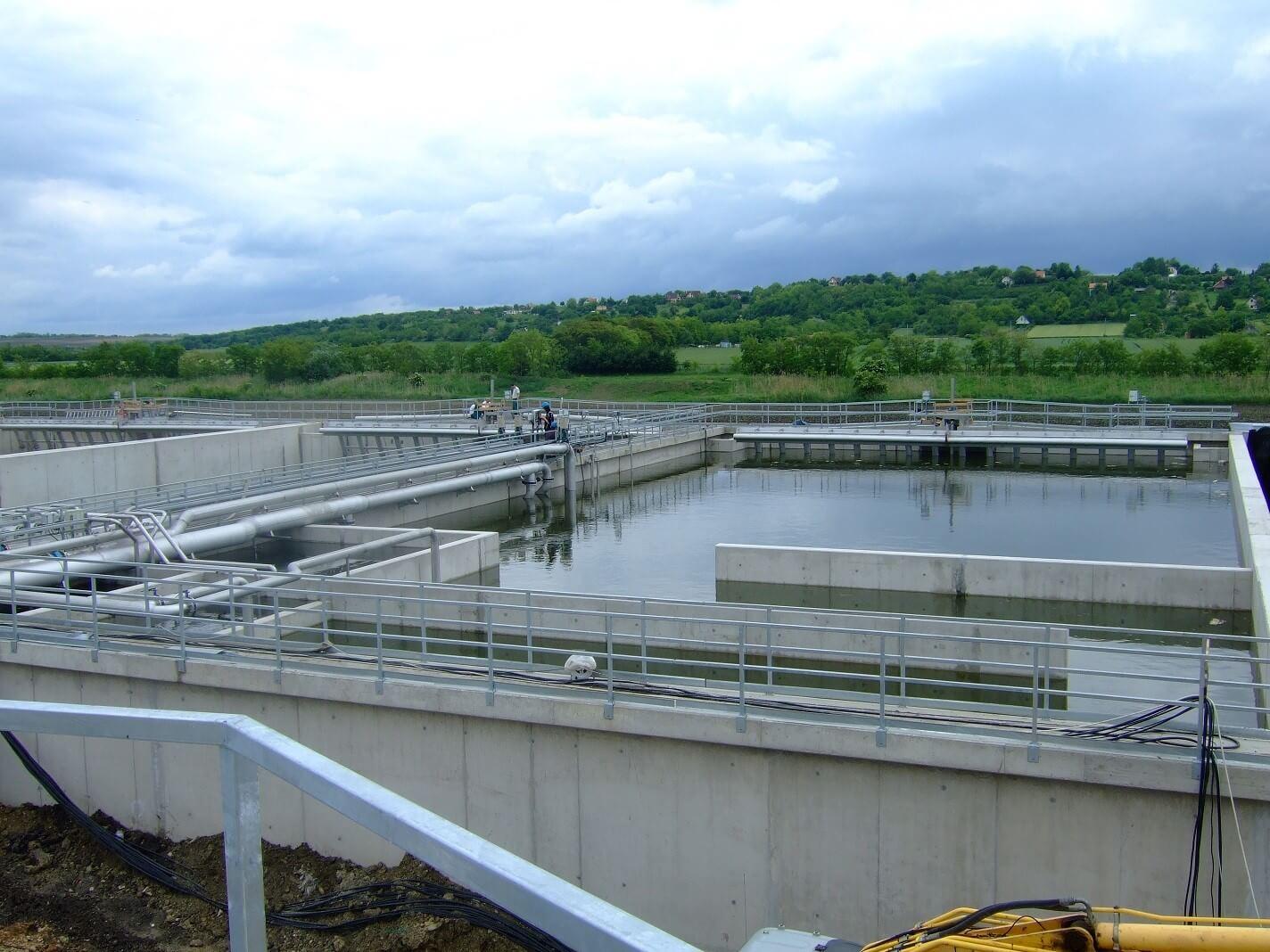 Biogázt is hasznosít majd Eger megújuló szennyvíztelepe