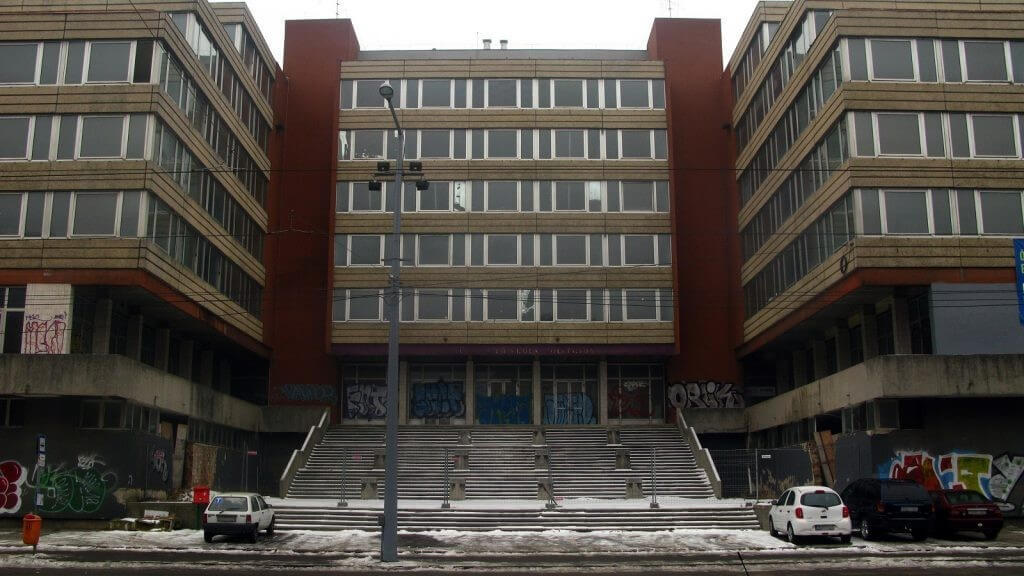 A Laterex folytatja Óbuda kollégiumának újjáépítését