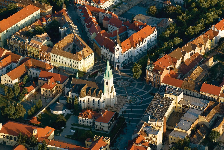 Új arculatot kap Kaposvár történelmi belvárosának több része is