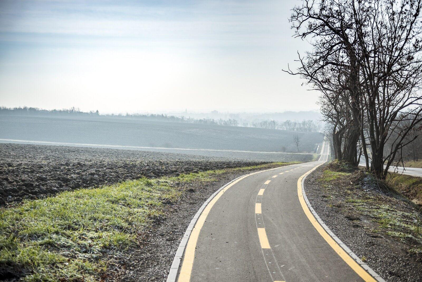 Közel 8 kilométerrel bővíti Nyíregyháza kerékpárútjait a Ke-Víz