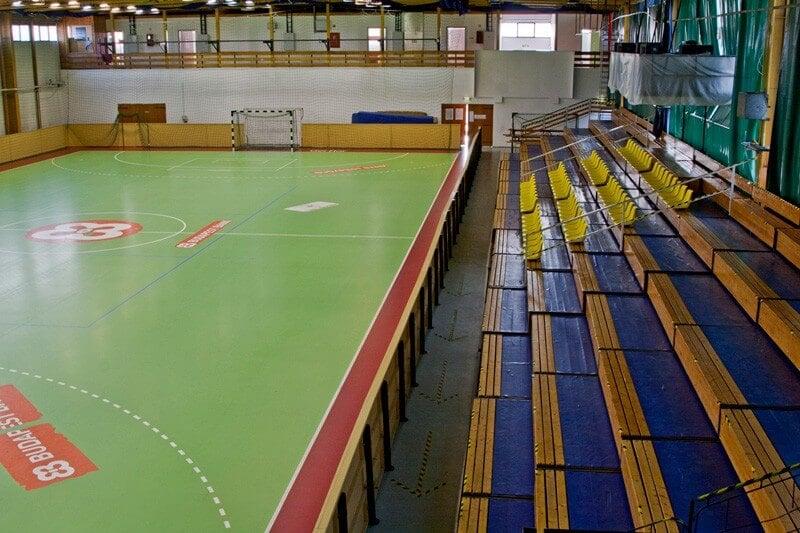 Felújítják és bővítik Pestszentlőrinc sportcsarnokát