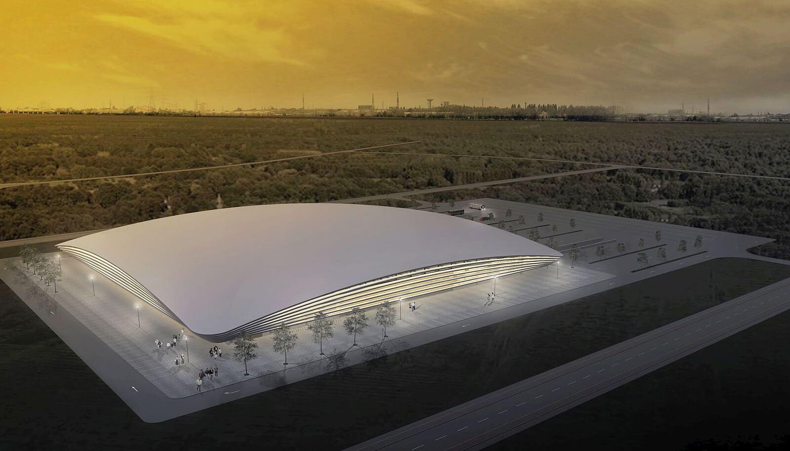 Másfél év alatt kap nyolcezer fős sportcsarnokot Székesfehérvár