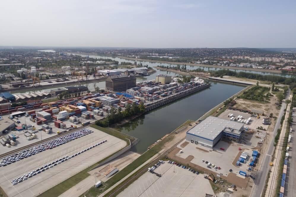 Mire megépült, el is kelt az új kapacitás a csepeli szabadkikötőben