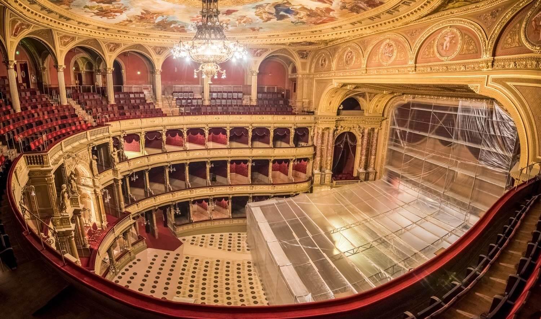Filmsorozatban követhetjük nyomon az Operaház korhű helyreállítását