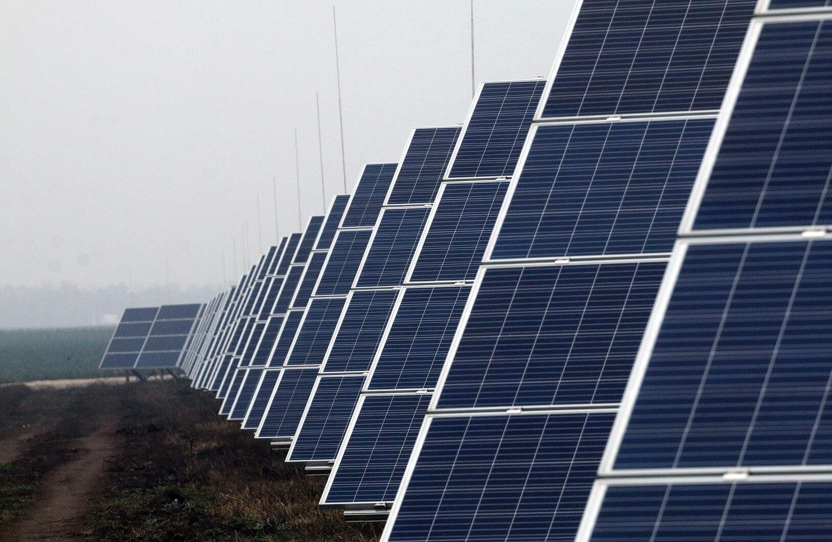 Borsod megyében épült meg hazánk legnagyobb naperőműve