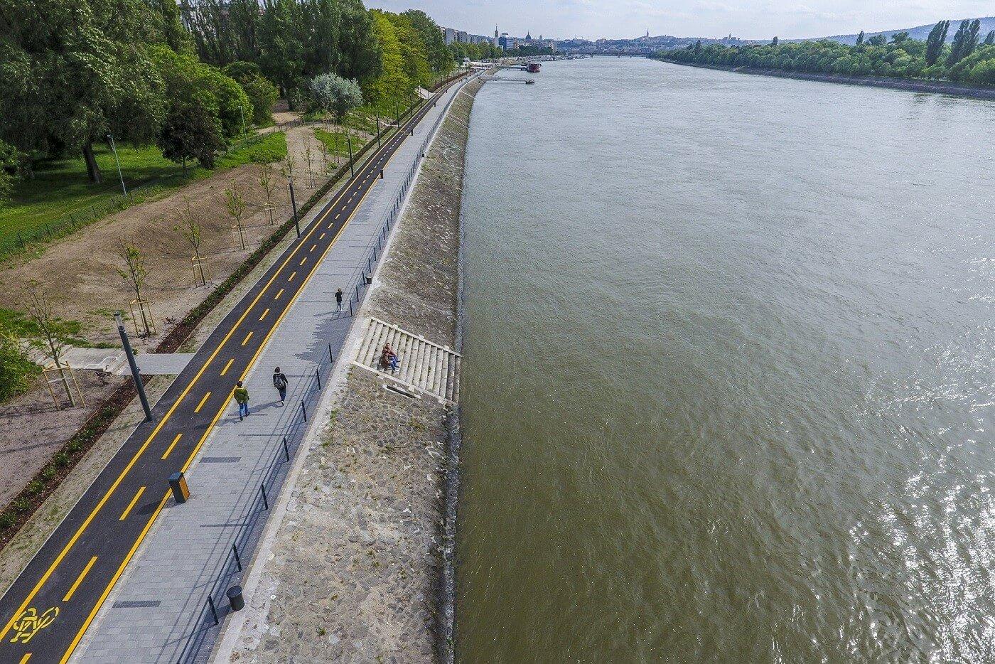 Megvannak az új irányok a fővárosi Duna-part megújításához