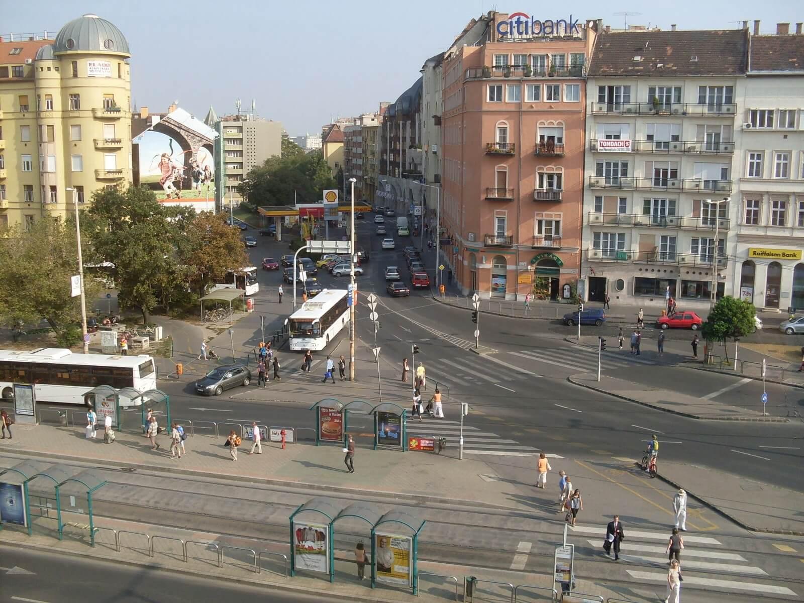 Kezdődhet a Széna tér átépítésének tervezése